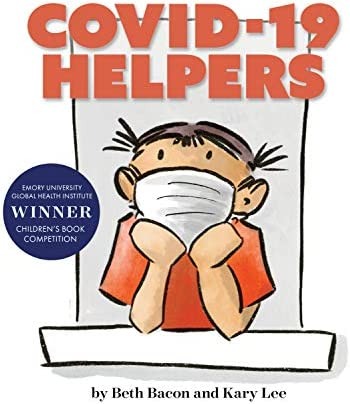 COVID 19 HELPERS A story for kids about the coronavirus and the people helping during the 2020 product image