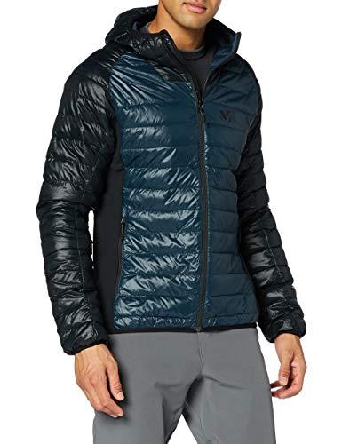 MILLET Tilicho Hoodie M Insulated Jacket, Orion Blue/Noir, XL Mens