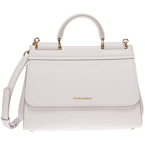 Dolce&Gabbana damen sicily soft Handtaschen bianco