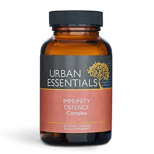 Urban Essentials Immunity Support Complex, 60 Capsules, 60 g