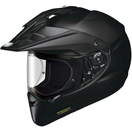 Casco SHOEI Hornet-Adv Premium Helmet (M, Black)