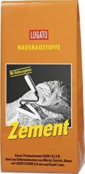 Lugato Zement 5 kg
