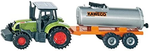 WOW Tractor with Vacuum Tanker by WOW