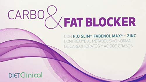 Dietclinic Carbo Fat Bloker 60 Cap Container of 60 Capsules - 400 g
