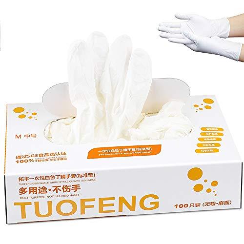 guantes de nitrilo al por mayor