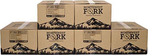 NorthWest Fork Gluten-Free 6 Month Emergency Food Supply (Kosher, Non-GMO, Vegan) - 10+ Year Shelf...