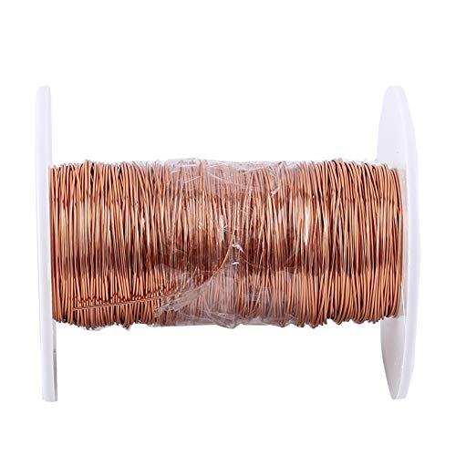 Cavo Magnetico, Filo Di Rame Smaltato 0,5mmx50m Cavo Di Rame Smaltato Per Induttori Di Trasformatori