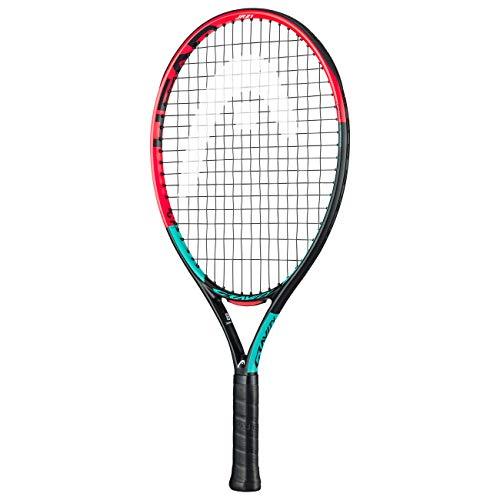 HEAD Gravity 21 Raquetas de Tenis, Juventud Unisex, Multicolor, 4-6 años