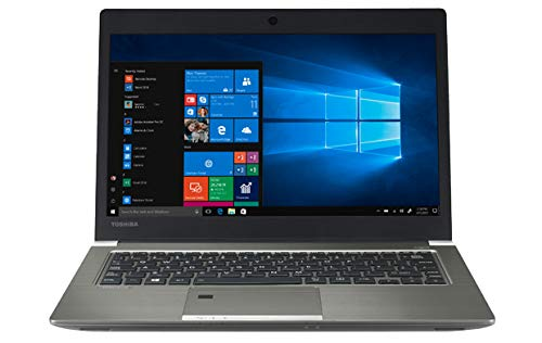 Toshiba Portege Z30-E-12L - Ordenador portátil de 13.3' Full HD (Intel Core i7-8550U, 16 GB, 512 GB SSD, Intel UHD Graphics 620, Windows 10 Pro) - Teclado QWERTY Español