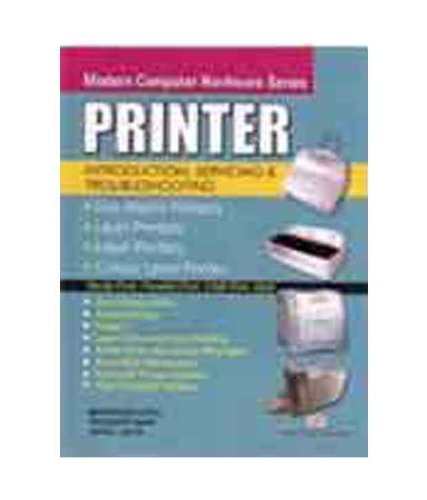 Printer: Introduction, Servicing...
