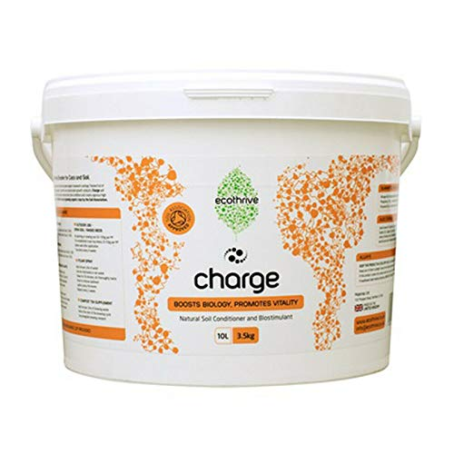 Ecothrive Charge 10 Litres 3.5kg Insect Frass Organic Soil Additive Enhancer