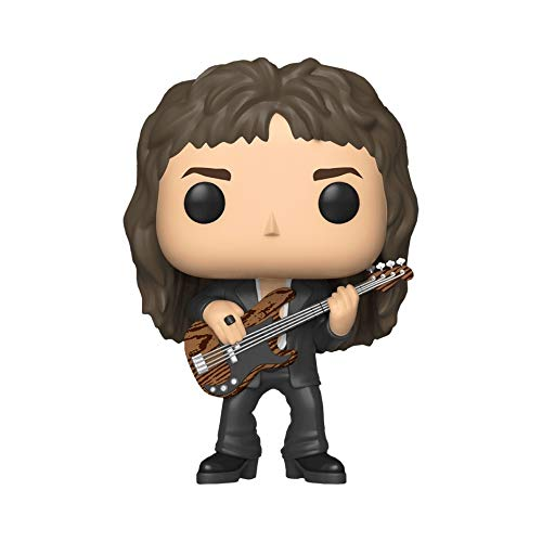 Funko 33728 POP Vinyl: Rocks: Queen: John Deacon Action Figur, Multi