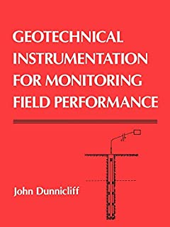 Geotechnical Instrumentation For Monitoring Field Performance (0471005460) | Amazon price tracker / tracking, Amazon price history charts, Amazon price watches, Amazon price drop alerts