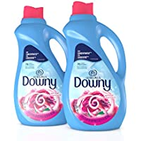 2-Pack Downy Ultra Plus Liquid Fabric Conditioner/Softener (April Fresh)