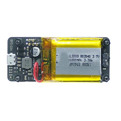 Fransande Geeignet für Raspberry Pie Zero W/Wh Mobile Power Ups, Laden und Entladen, Power Extension Board, Power Erkennung