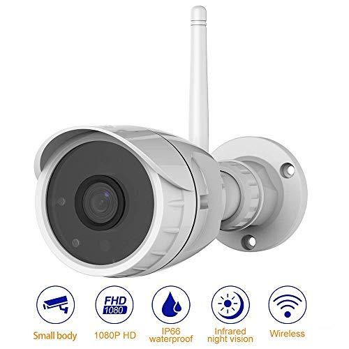Mengen88 2 miljoen HD draadloze IP-camera WIFI 1080P bewakingsmonitor met nachtzicht Motion Detection IP66 waterdicht ondersteuning Multi-platform