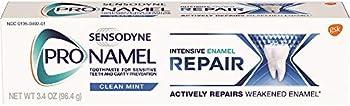 3-Pack Sensodyne Pronamel Intensive Enamel Repair Toothpaste, 3.4 Ounces