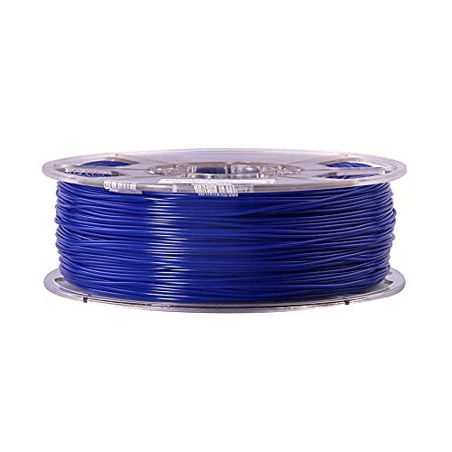 3D Printer Filament PLA+ 1.75mm Dimensional Accuracy +/- 0.03mm 1KG (2.2 LBS) Spool 3D Printing Material For 3D Printers-Blue_2.85mm