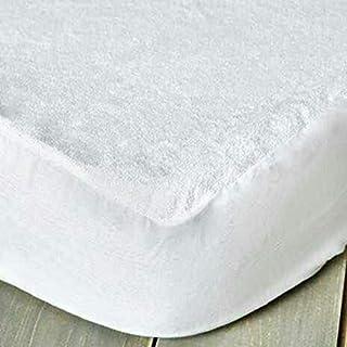 كفر مرتبه واقي ضد المياه مزود بطبقه عازله يمكن غسلها بالغساله خامه ممتازة تتحمل درجات الحرارة العاليه مقاس 100 195