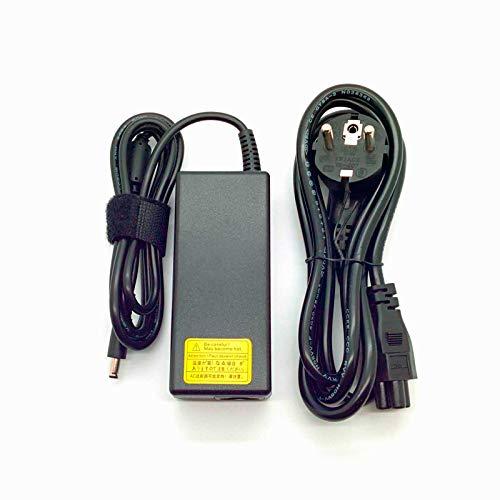 65w AC Adapter Adaptador Cargador Compatible para Equipos ASUS P2520L-XO0040G 65w 19v 3,42a 4.5mm * 3.0mm // Protección contra Cortocircuitos, sobre-Corriente y sobrecalentamiento