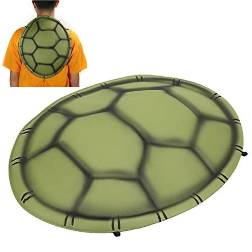 Accesorio de caparazón de tortuga, viste concha de tortuga única maravillosa para fiestas