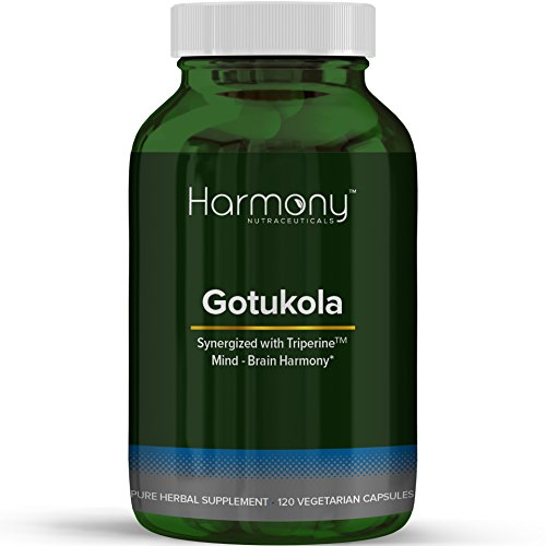 Gotu Kola Maximum Potency Highest bioactivity Dr. Gumman's Clinical Grade 120 Vegan Capsules Organic