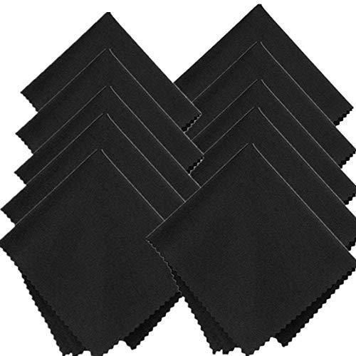10 Teile/paket Mikrofaser Reinigungstücher für Objektiv DSLR Brille Computer Bildschirm