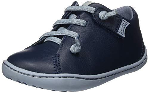 CAMPER Jungen Peu Cami FW Sneaker, Blau (Navy 410), 24 EU