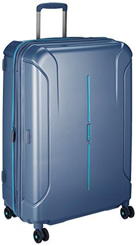 [アメリカンツーリスター] スーツケース キャリーケース テクナム スピナー 77/28 TSA エキスパンダブル 保証付 108L 77 cm 4.5kg メタルブルー