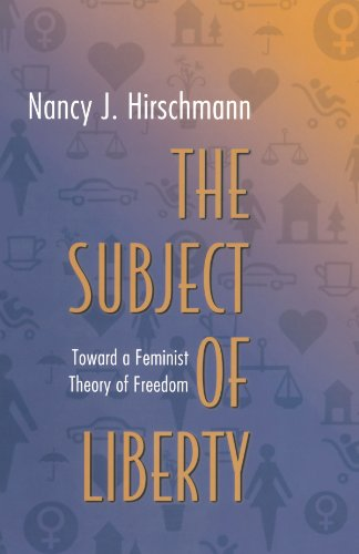 The Subject of Liberty