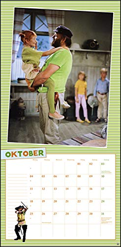 Pippi Langstrumpf Kalender  2021