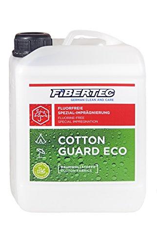 Fibertec Cotton Guard Eco Imprägniermittel, transparent, 1000 ml