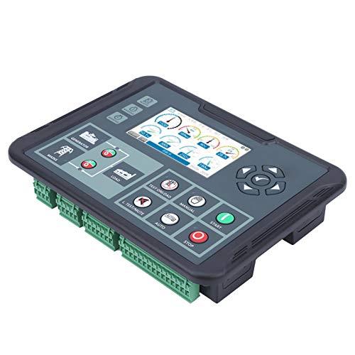 Controlador de Grupo electrógeno Módulo de Control de generador de plástico para...