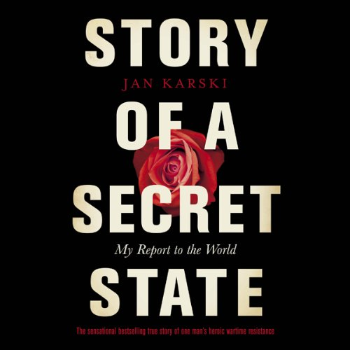 Story of a Secret State  By  cover art