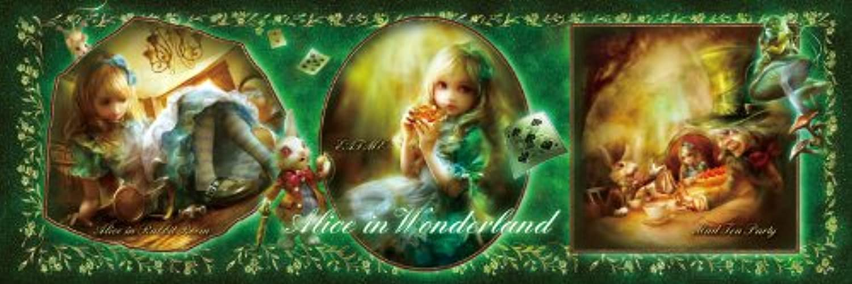 954 piece Alice Passe 954001 (japan import)