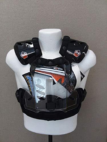 HRP Flak Jak IMS standard chest protector Peewee (50-95 lbs) Orange