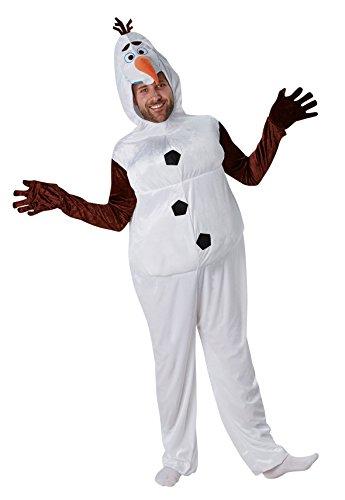Rubie's Déguisement Olaf de la Reine des neiges pour Adulte Taille XL