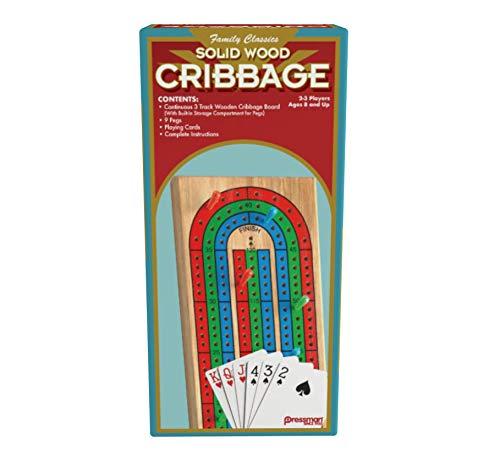 Family Classics Cribbage