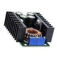 電源モジュール 降圧コンバータ 7V-32V to 0.8V-28V 10A MAX DC-DC