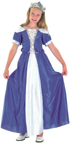 Rio - 1602/m - Costume Enfant Fille - Princesse - 7-10 Ans