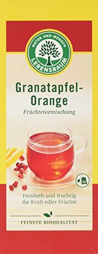 Lebensbaum Früchtetee Im Teebeutel - Granatapfel-Orange, 40 g