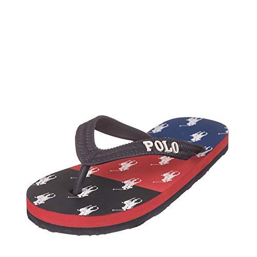 Ralph Lauren Flip Flops Camino Zehentrenner RF102306 (Numeric_36)