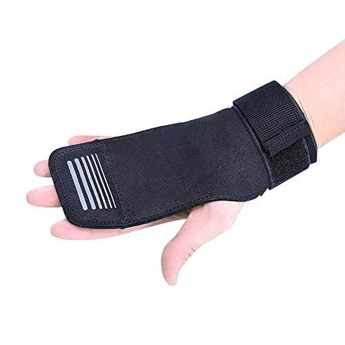 DYL&CDAI Dumbbell booster handschoen pols, een kin-up fitness slip handschoenen, beschermende uitrusting voor mannen en vrouwen halter training (OPP verpakking)
