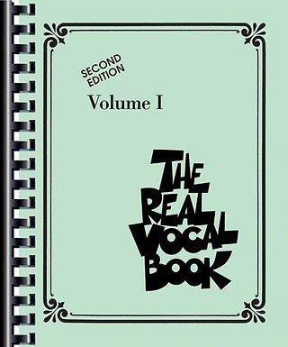 THE REAL VOCAL BOOK 1 - arrangiert für Gesang und andere Besetzung [Noten / Sheetmusic] - GES