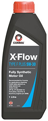 Comma XFFP1L 1L X-Flow Type F Plus Volledig Synthetische 5W30 Motorolie