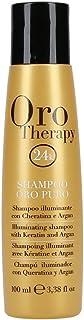 FANOLA Oro Therapy Illuminante Shampoo Oro Puro per Capelli - 100 ML