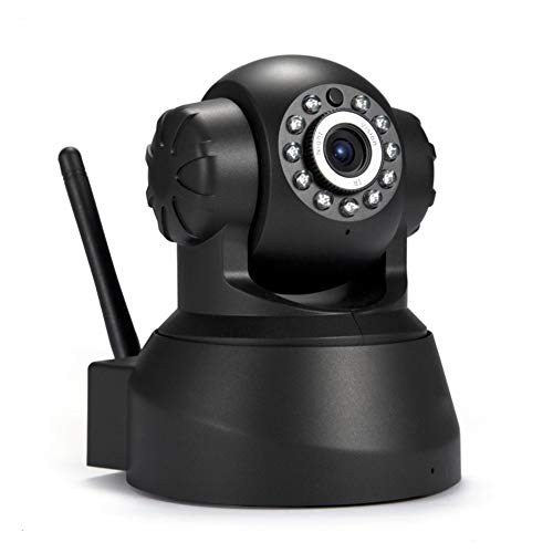 HD 1080P WiFi Home Security Camera, Pan/Tilt/Zoom Best Rated Smart App, Work with Alexa - Wireless IP Indoor Surveillance System - Night Vision, Remote Baby Monitor