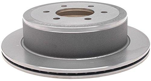 ACDelco Silver 18A1627A Rear Disc Brake Rotor