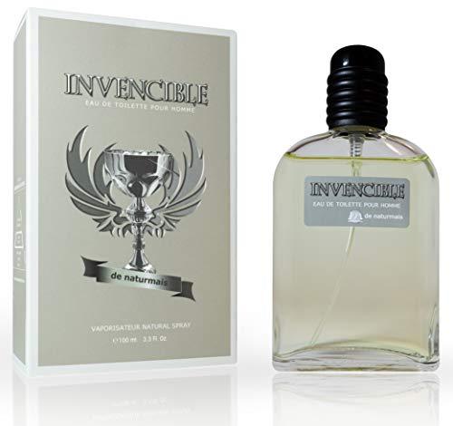 Invencible Eau De Parfum Intense 100 ml. Compatible con Invictus, Perfume Equivalente Hombre