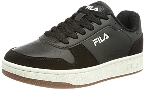 FILA Netforce 2 men zapatilla Hombre, negro (Black), 47 EU